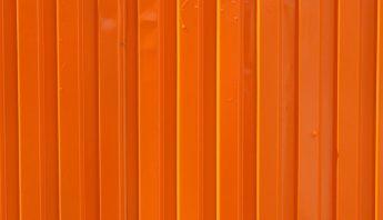 Contenedor naranja