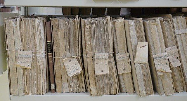 Documentos de una empresa